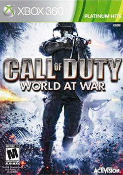 Xbox 360 - Call of Duty: World at War - By Activision