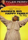 Madea's Big Happy Family (Play) (DVD)
