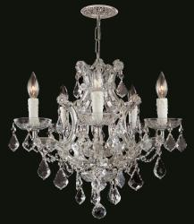 Maria Theresa 5-light Crystal Chandelier