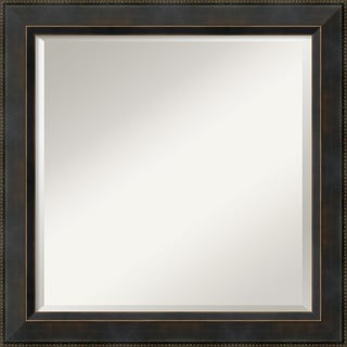 Signore Square 24 x 24-inch Wall Mirror