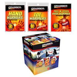 Grabber Hand/ Toe/ Body Warmer Family Value Pack