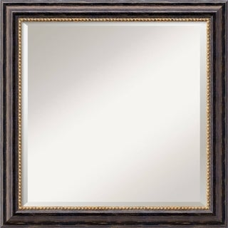 Tuscan 24-inch Square Wall Mirror