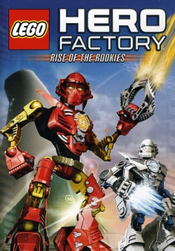 LEGO Hero Factory: Rise Of The Rookies (DVD)
