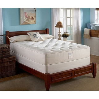 Sealy Comfort Series Brighton Point Cushion Firm Queen-size Mattress Set
