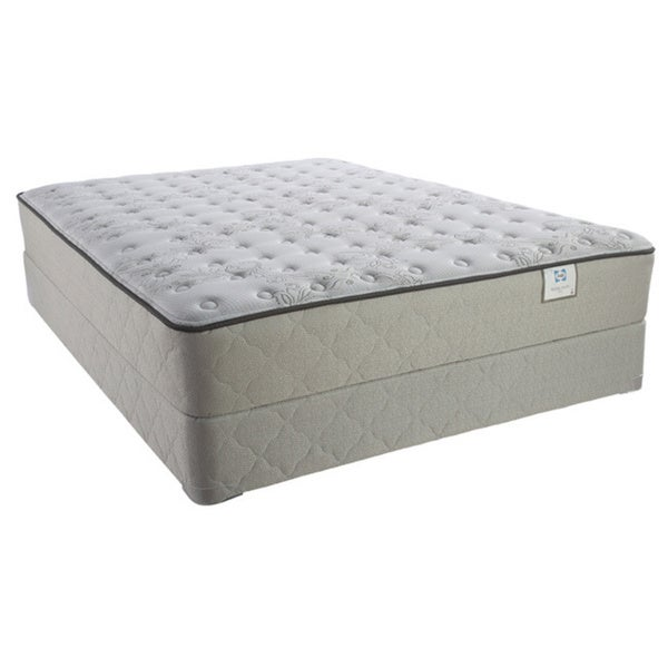 Sealy Brand Moonstruck Firm California King-size Mattress Set