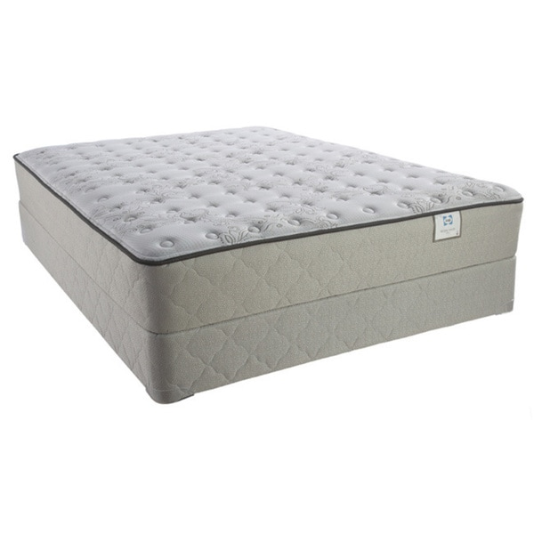 Sealy Brand Moonstruck Firm Queen-size Mattress Set