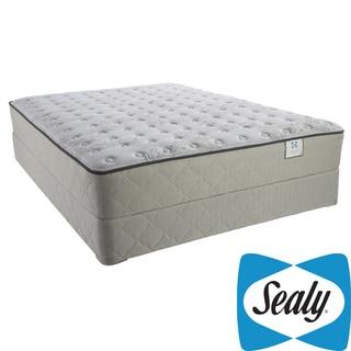 Sealy Brand Moonstruck Firm Queen-size Mattress Set