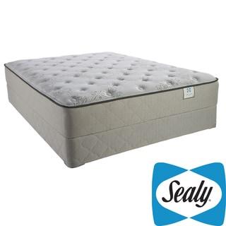 Sealy Brand Moonstruck Plush King-size Mattress Set