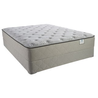 Sealy Brand Moonstruck Plush Twin-size Mattress Set