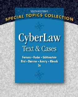 CyberLaw: Text and Cases (Paperback)