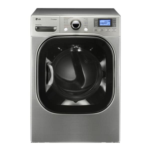 LG 7.4-cubic-foot Stainless Gas Dryer