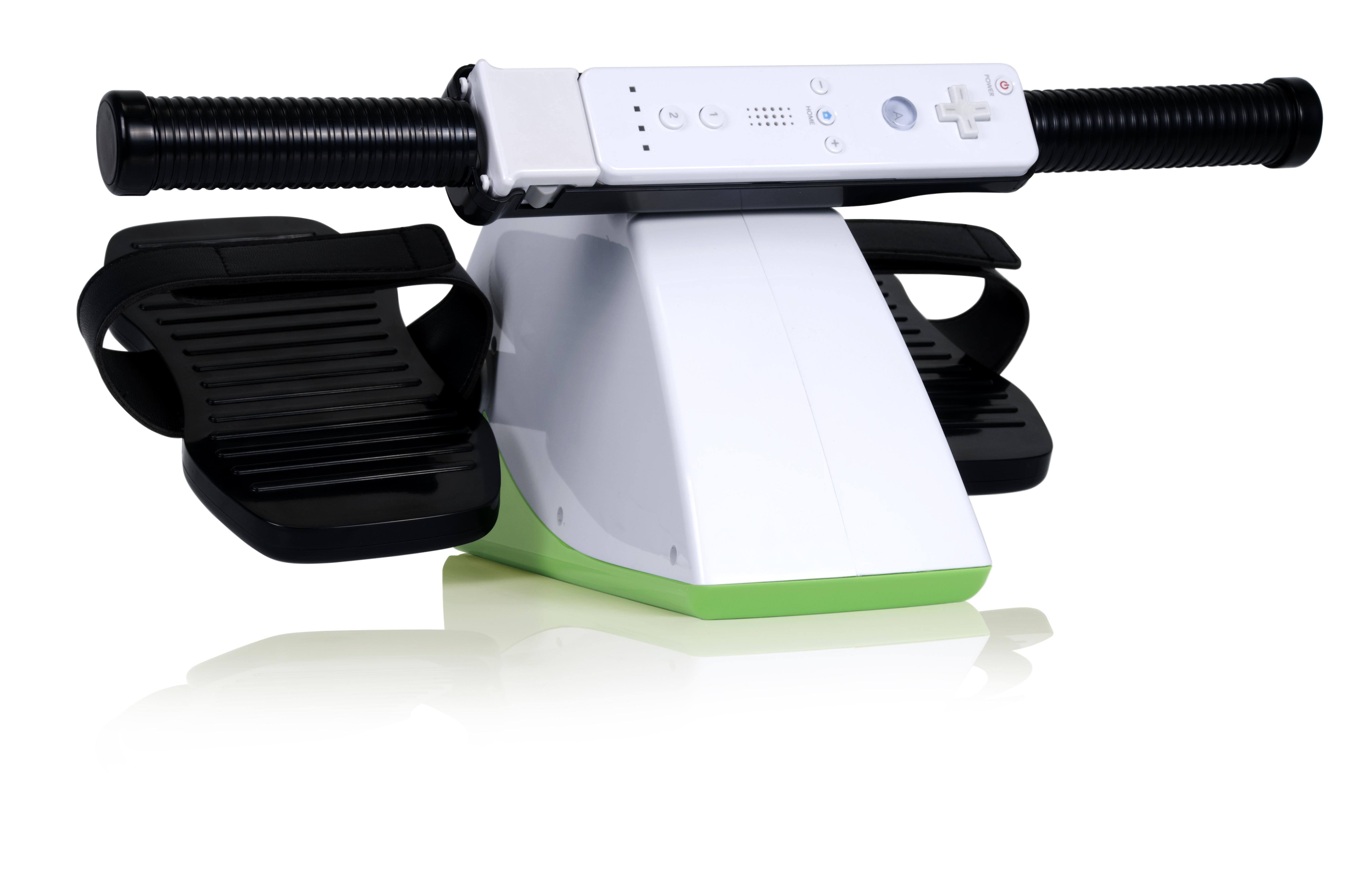 Rowing machine for Wii