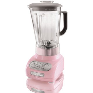 KitchenAid RKSB560PK Pink 5-speed Polycarbonate Jar Blender (Refurbished)