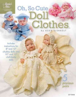 Oh, So Cute Doll Clothes (Paperback)