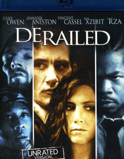 Derailed (Blu-ray Disc)