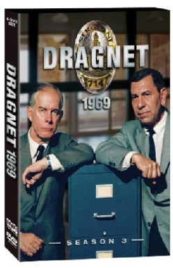 Dragnet: Season 3 (DVD)