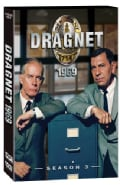 Dragnet: Season 3 (DVD)