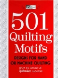 501 Quilting Motifs: Designs for Hand or Machine Quilting (Spiral bound)