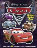 Cars 2 Ultimate Sticker Book (Paperback)