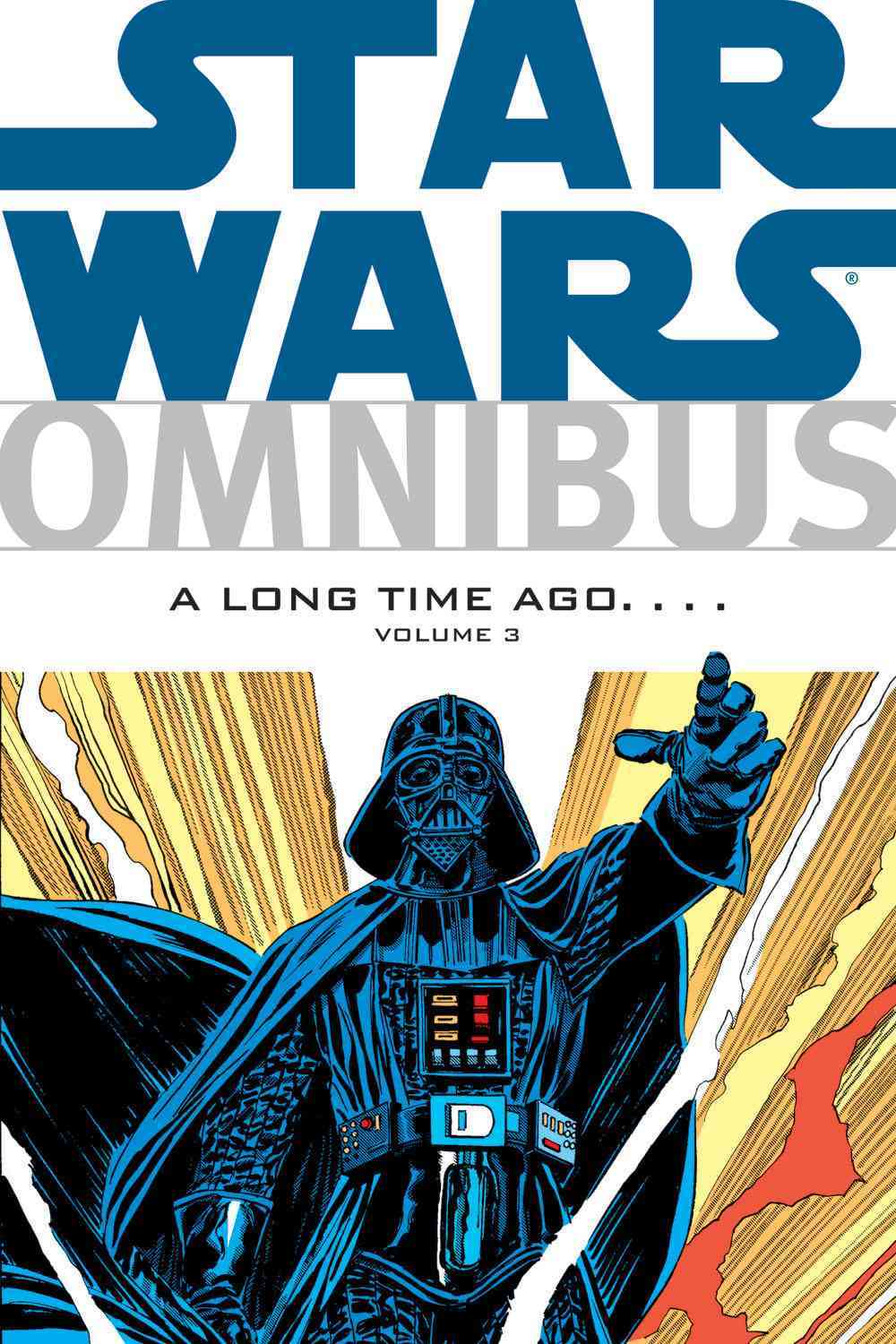 Star Wars Omnibus 3: A Long Time Ago... (Paperback)