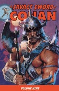 The Savage Sword of Conan 9 (Paperback)