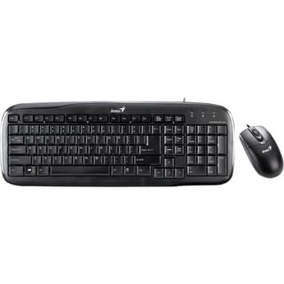 Genius SlimStar C110 Keyboard and Mouse
