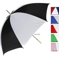 RainWorthy 60-inch Windproof Multi-color Umbrellas (Case of 24)
