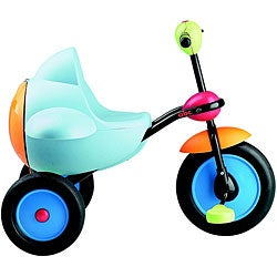 Italtrike ABC Multi-color Jet Tricycle