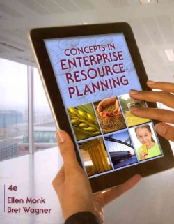 Concepts in Enterprise Resource Planning (Paperback)