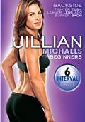 Jillian Michaels For Beginners: Backside (DVD)