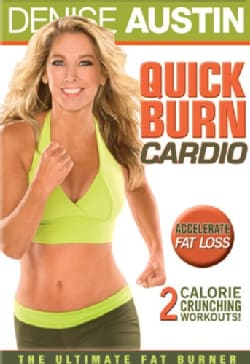 Denise Austin: Quick Burn Cardio (DVD)