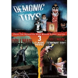 Demonic Toys/Dollman/Dollman vs. Demonic Toys (DVD)