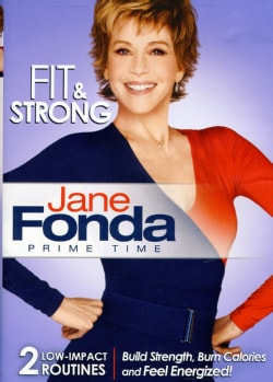 Jane Fonda Prime Time: Fit & Strong (DVD)
