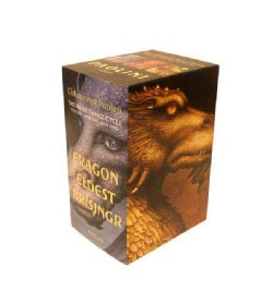 The Inheritance Cycle: Eragon / Eldest / Brisingr (Paperback)