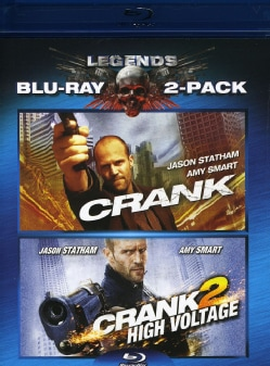 Crank/Crank 2 (Blu-ray Disc)