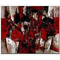 Lopez 'Abstract IV' Canvas Art