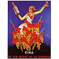 Robys-Robert Wolff 'Kina Lillet' Canvas Art