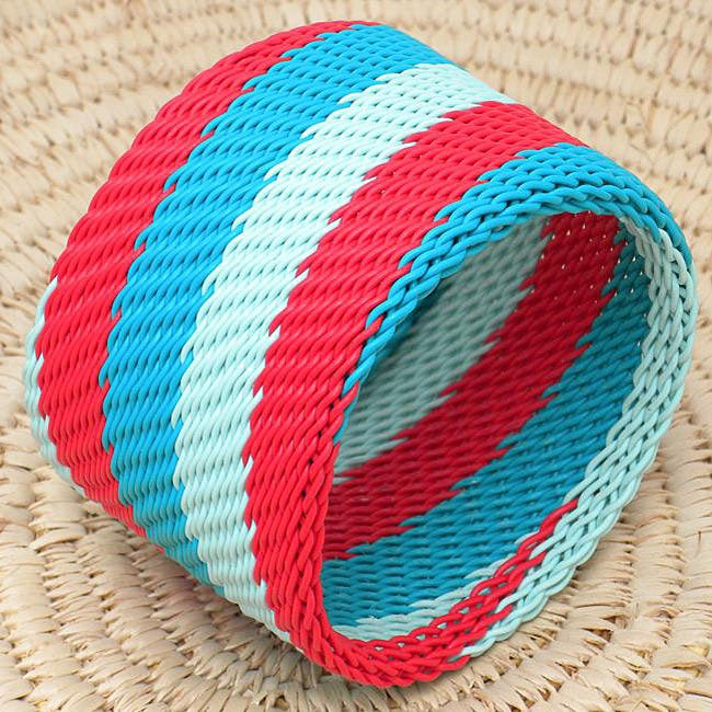 Basket Weaving Supplies South Africa : Telephone wire bracelet south africa