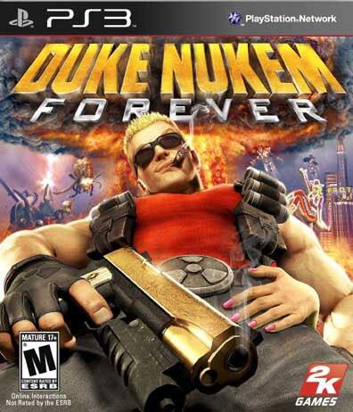 PS3 - Duke Nukem: Forever