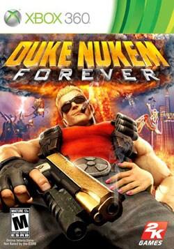Xbox 360 - Duke Nukem: Forever