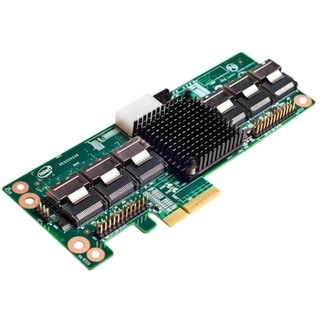 Intel RES2SV240 SAS RAID Controller - Serial ATA/600, Serial Attached
