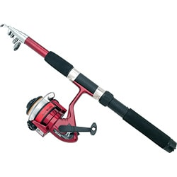 TrailWorthy Fishing Rod and Reel (Case of 16)