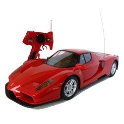 Tri Band 1:10-scale Remote Control Ferrari Enzo RTR Supercar