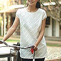 Women's Cotton 'Grace' Blouse (Thailand)