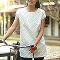 Women's Cotton 'Grace' Blouse (Thailand)
