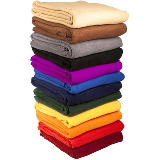 TrailWorthy Fleece Blanket (Pack of 10)