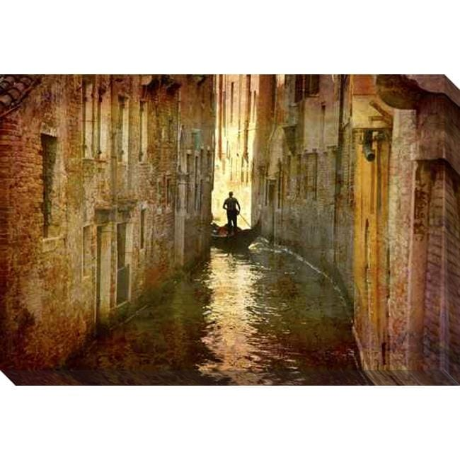 Gallery Direct 'Postcard from Italy' Giclee Canvas Art