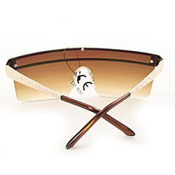 Women's M9371 Gaga Wild Gold Sunglasses