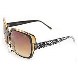 Women's P1917 Brown Fashion Sunglasses