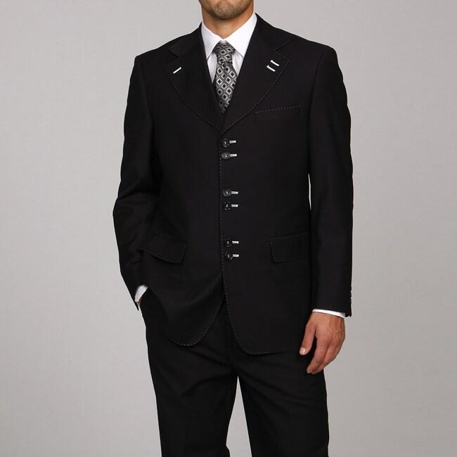 Ferrecci Men's 6-Button Urban Suit